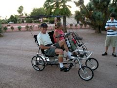 Our New Quadracycle