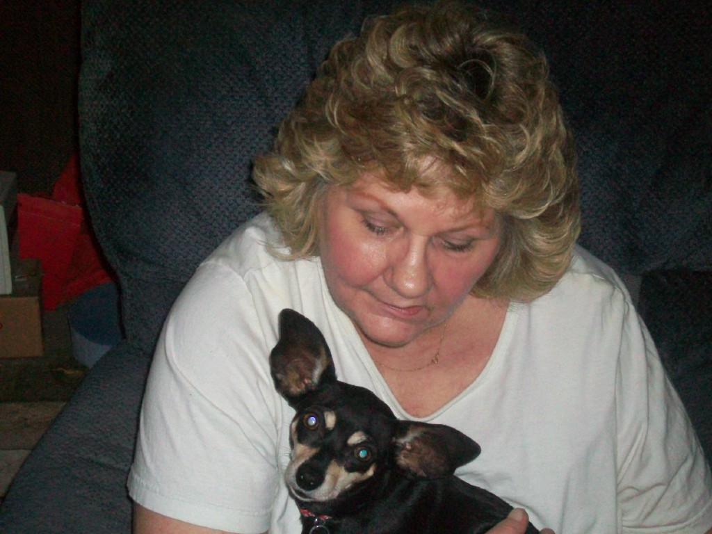 me and my special gypsy girl 2008