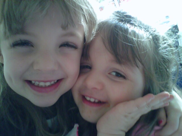 my grand daughters
