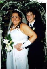 This is my wonderful hubby that I married in 2006