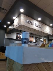 White Bison Coffee! Yum! ♨