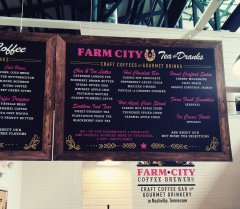 Farm City Coffee at Nashville Farmer's Market