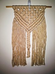 Macrame Wall Hanging (first try)