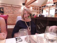 Me At The hens dinnet 7 15 2015