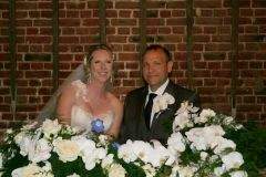 Marc And Hayley after The wedding 7 18 2015