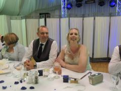 Marc And Hayley beginning To relax 7 18 2015